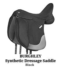 Burghley Synthetic Dressage Saddle