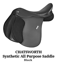 Chatsworth Synthetic All Purpose Saddle