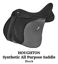 Houghton Synthetic All Purpose Saddle