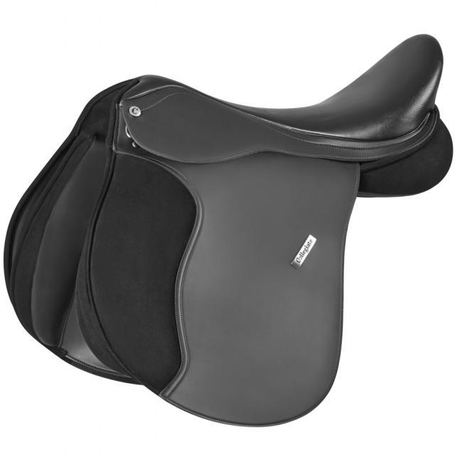Collegiate Chatsworth Synthetic All Purpose Saddle Black