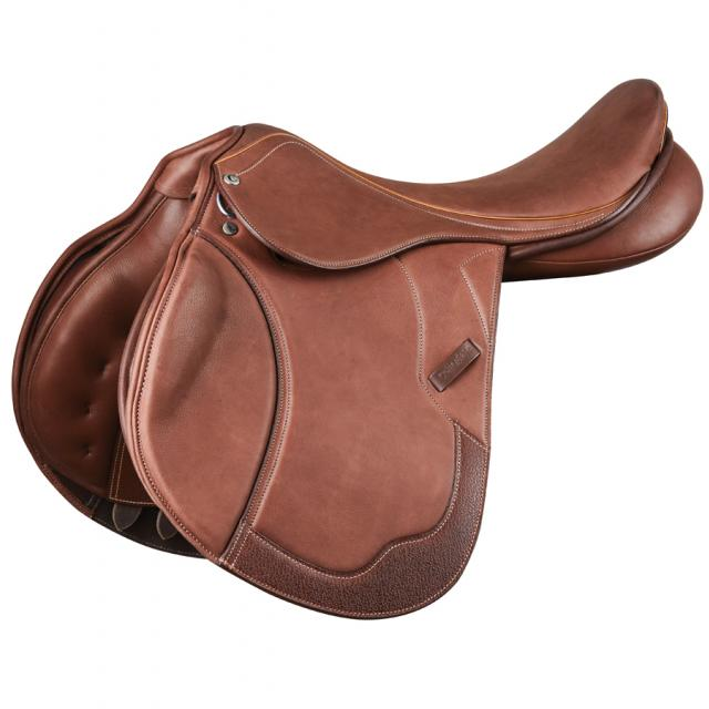 Collegiate Honour Close Contact Saddle Brown