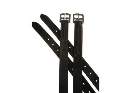 Collegiate Web Core Stirrup Leathers