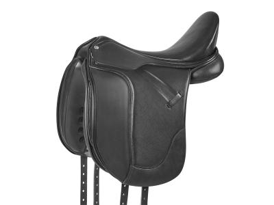 Collegiate Esteem Dressage Saddle Black