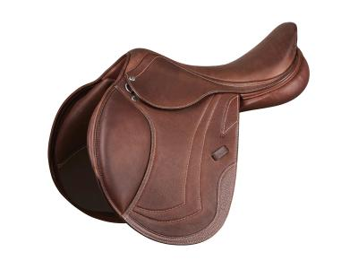 Collegiate Triumph Jump Saddle Brown