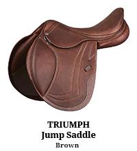 Triumph Jump Saddle